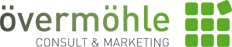 Logo oevermoehle consult und marketing